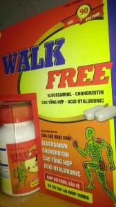 Walk free 8