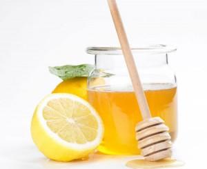Mật ong pha nước cam