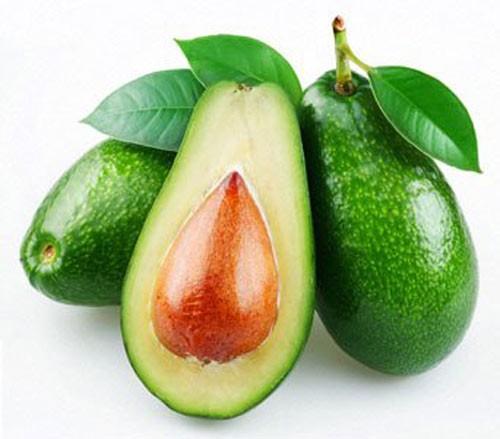 Bơ - trái cây tốt cho bé