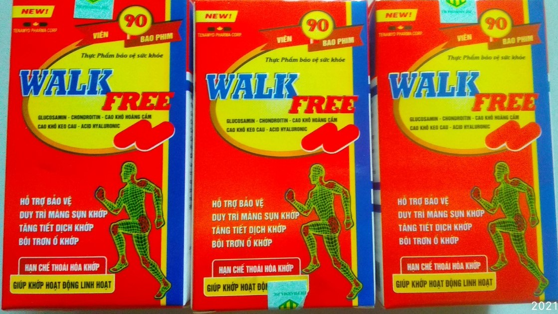 walkfree cho ngươi viêm khớp, thấp khớp